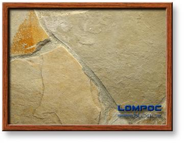 Click for a Large Photo of Lompoc Oatmeal Large Flagstone